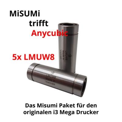 Upgradekit Anycubic i3 Mega - 5 Lager