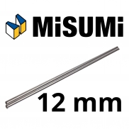 Misumi Präzisionswelle 12mm