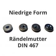 M3 flache Form